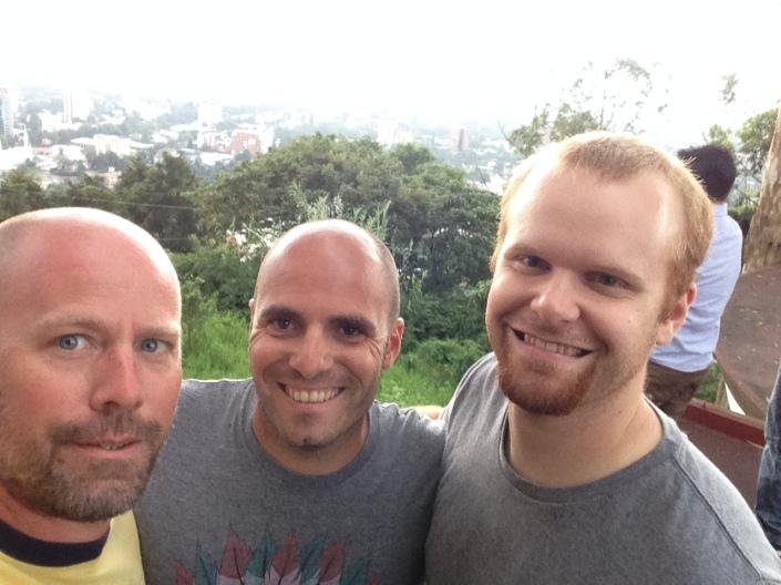 Tres Amigo's